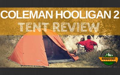 Coleman Hooligan 2 Tent Review
