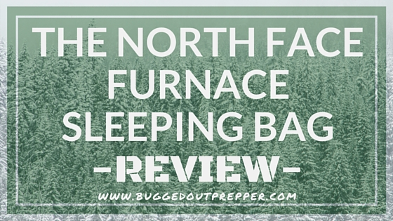 North Face Furnace Sleeping Bag