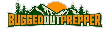 bugged out prepper logo