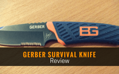 Gerber survival knife review