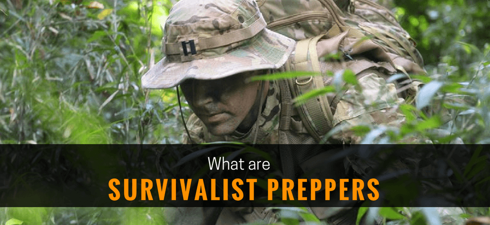What are Survivalist Preppers